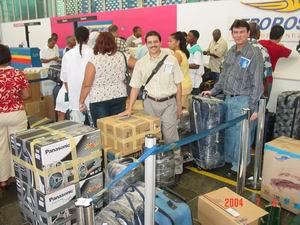 De Cubanen hadden last van overgewicht!
