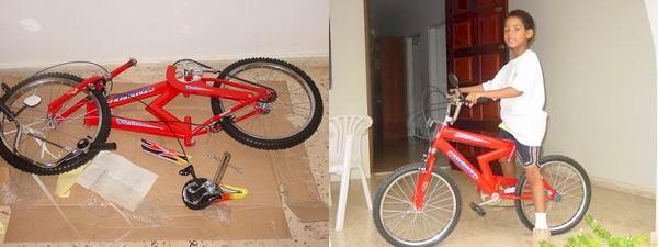 De relatie tussen het in elkaar zetten van een fiets en de Europese Grondwet