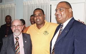 Eiland Curacao heeft een nieuwe regering bestaande uit FOL, PLKP en MAN