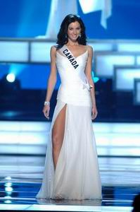 Natalie Glebova, Miss Universe 2005!