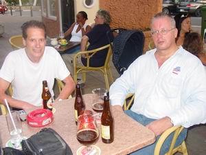 CasaSpider meets Peter Hoppenbrouwers at Pleincafé