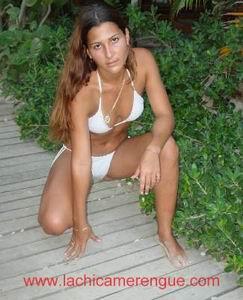 Desde Curazao: Chica de la Semana Claudia N.