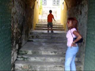 Ingang Fort Nassau
