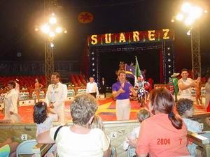 Circus Los Hermanos Suarez op Curacao!