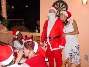 Elfde editie van het Santa Rosa Kerstdiner!