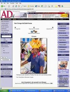 De Koning van Punda, klik voor groter