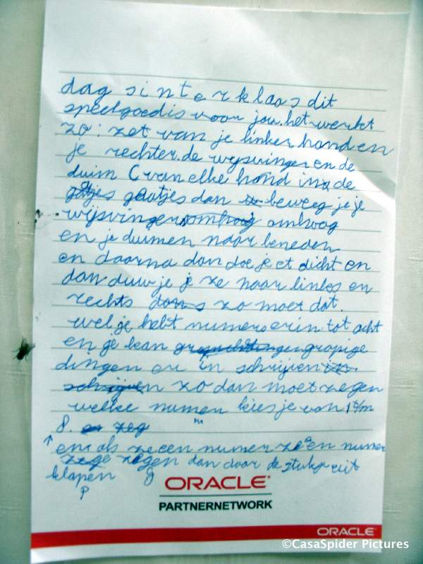 CasaLog v2 | CasaSpider, El Hombre de tu Vida: December 2005