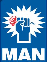 MAN, wat een naam voor een politieke partij!