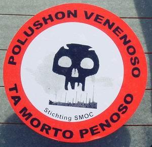 Stichting SMOC strijdt tegen vervuiling door ISLA