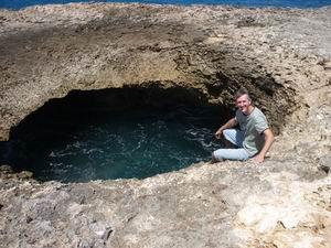 Watamula, foto Robert op Curacao