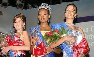 Rychacviana Coffie gekroond tot Miss Curacao 2005