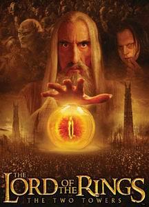 Saruman, met het oog van Sauron