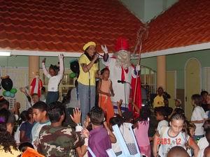 Sinterklaas op de Marnix Basisschool!