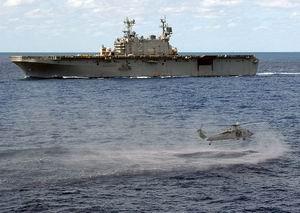 USS Saipan (LHA-2)