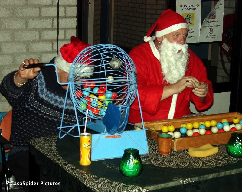 20.12.2008: Grote Soepactie vv Rijen en  's avonds de kerstbingo. Klik voor groter