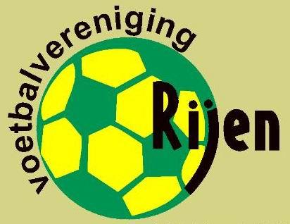 14.10.2008: Logo voetbalvereniging Rijen. Klik voor groter.
